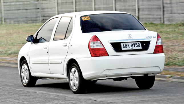 TATA Indigo I 2002 - now Sedan #1