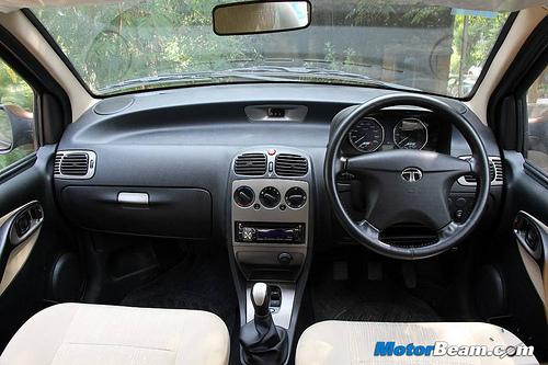 TATA Indigo I 2002 - now Sedan #7