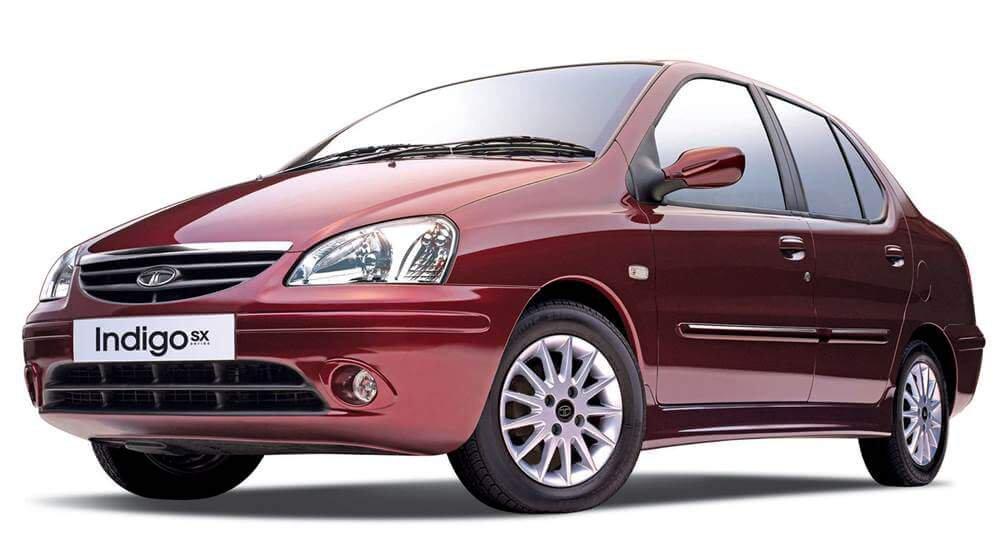TATA Indigo I 2002 - now Sedan #2