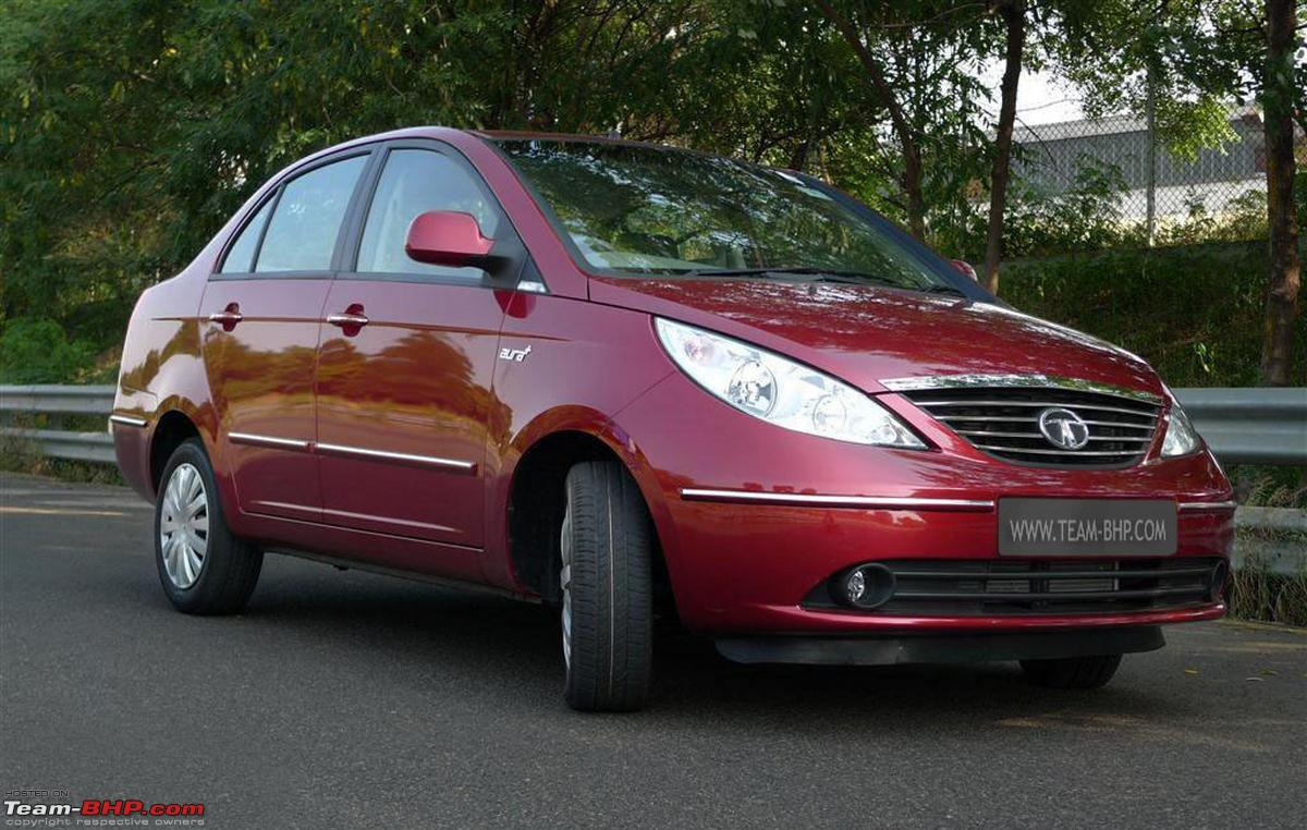 TATA Indigo II Manza 2009 - now Sedan #3