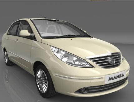 TATA Indigo II Manza 2009 - now Sedan #2