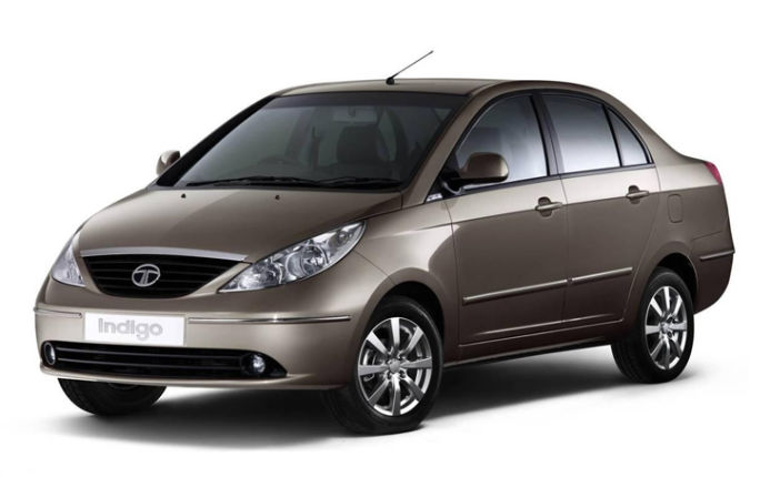 TATA Indigo II Manza 2009 - now Sedan #7