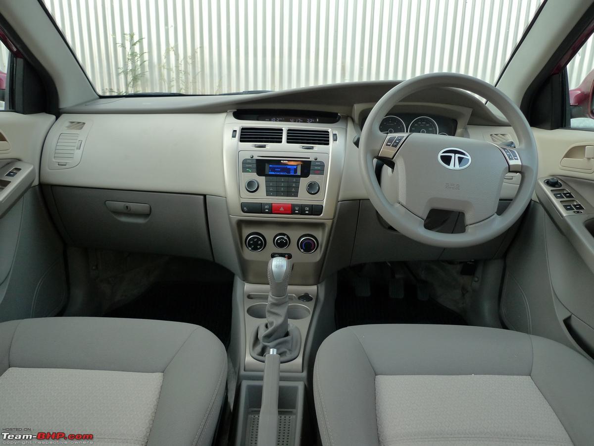 TATA Indigo II Manza 2009 - now Sedan #5