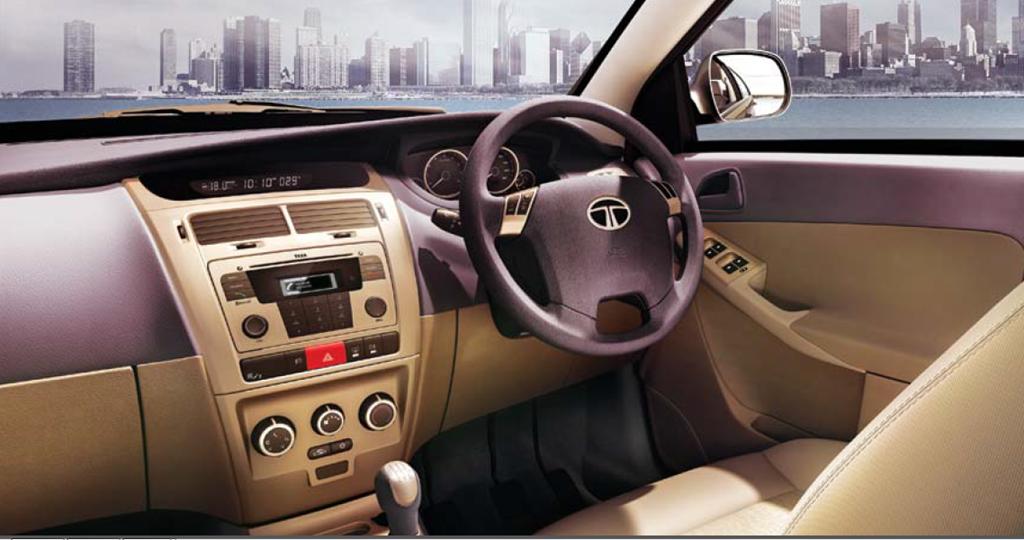 TATA Indigo II Manza 2009 - now Sedan #6