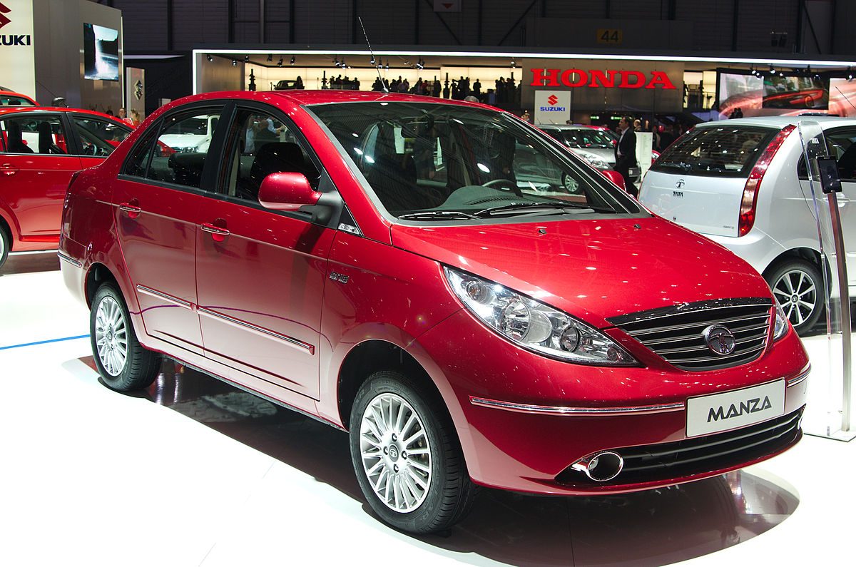 TATA Indigo II Manza 2009 - now Sedan #8