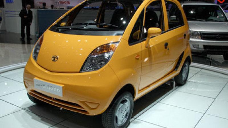TATA Nano I 2008 - now Hatchback 5 door #3