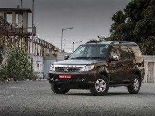 TATA Safari II Storme 2012 - now SUV 5 door #2