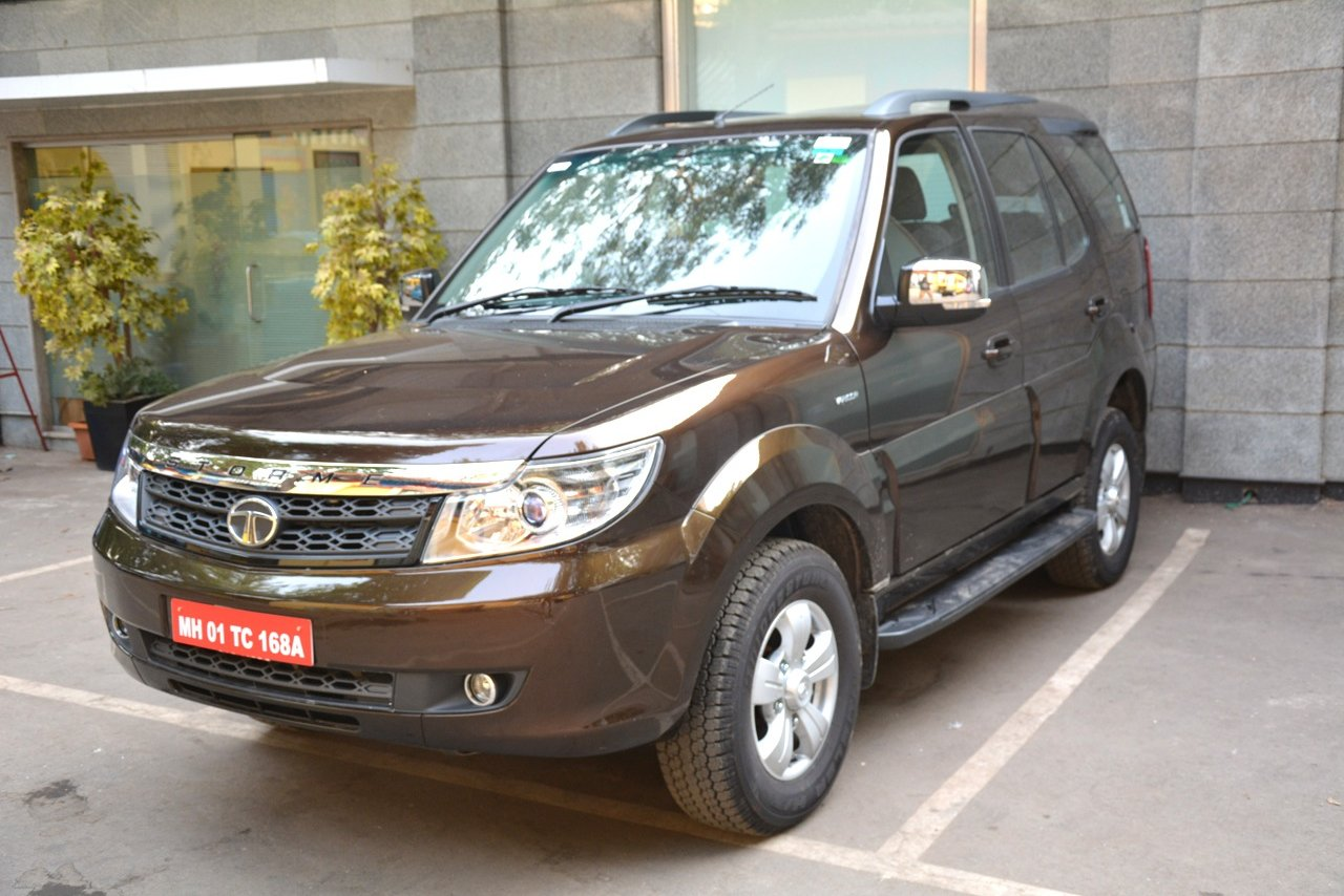 TATA Safari II Storme 2012 - now SUV 5 door #6