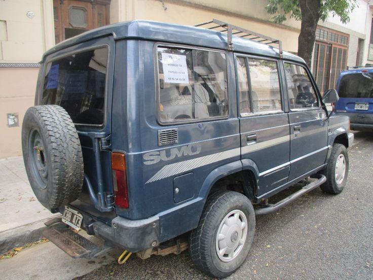 TATA Sumo 1996 - now SUV 5 door #3