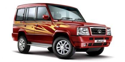 TATA Sumo 1996 - now SUV 5 door #7