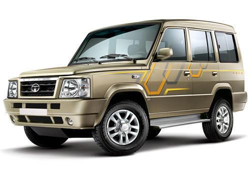 TATA Sumo 1996 - now SUV 5 door #5