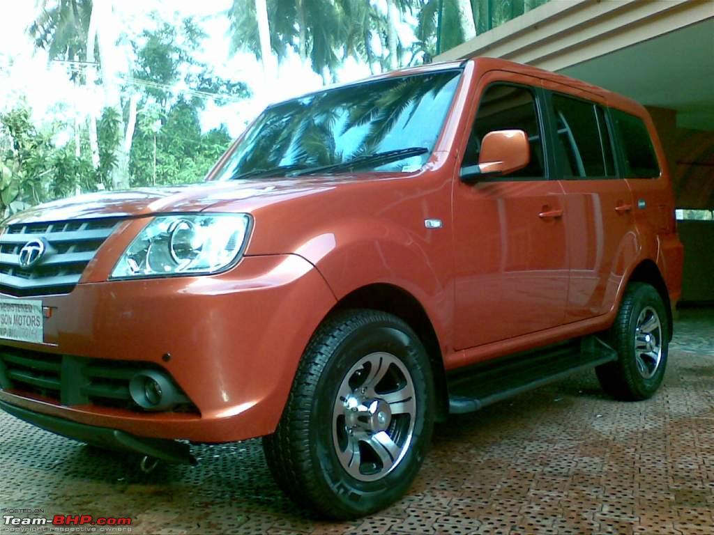 TATA Sumo Grande I 2008 - now SUV 5 door #1