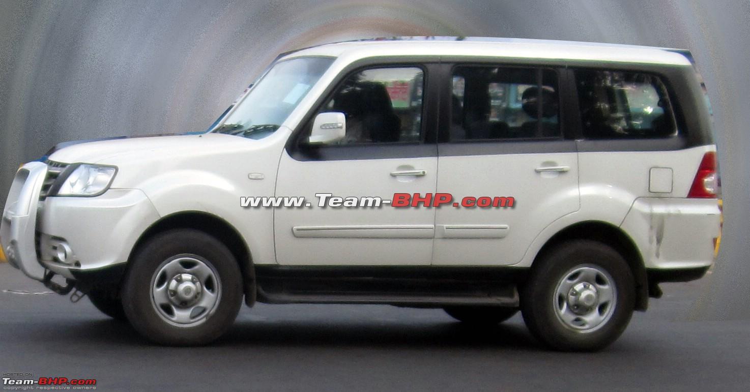 TATA Sumo Grande I 2008 - now SUV 5 door #5