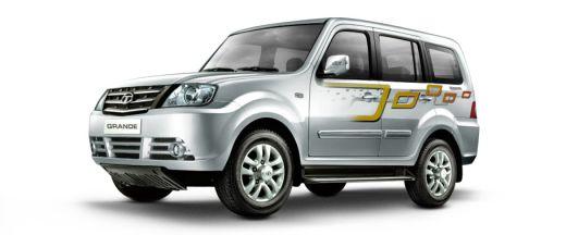 TATA Sumo Grande I 2008 - now SUV 5 door #8