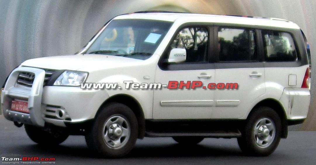 TATA Sumo Grande I 2008 - now SUV 5 door #7