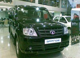 TATA Sumo Grande I 2008 - now SUV 5 door #2