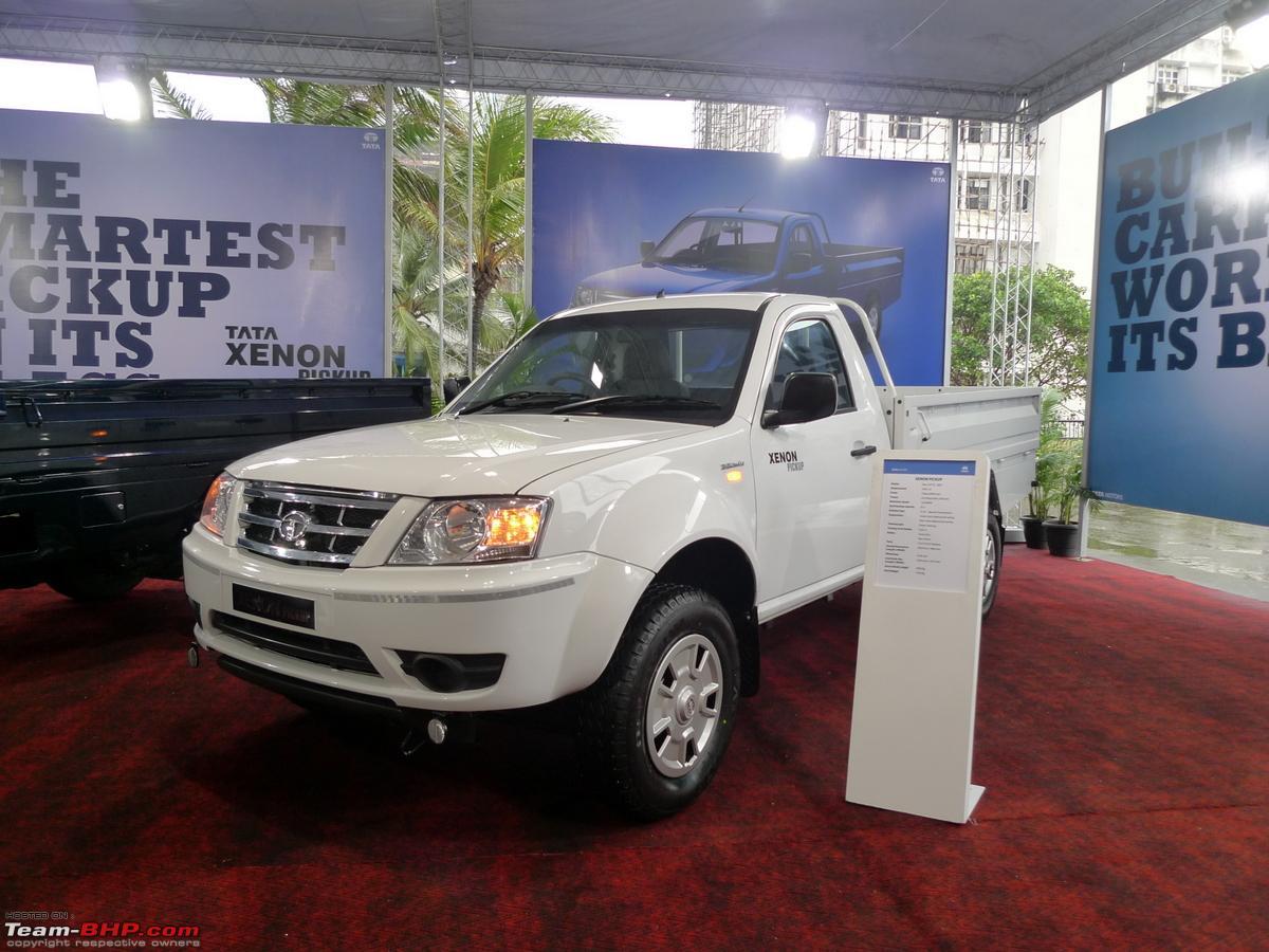 TATA Xenon 2007 - now Pickup #4