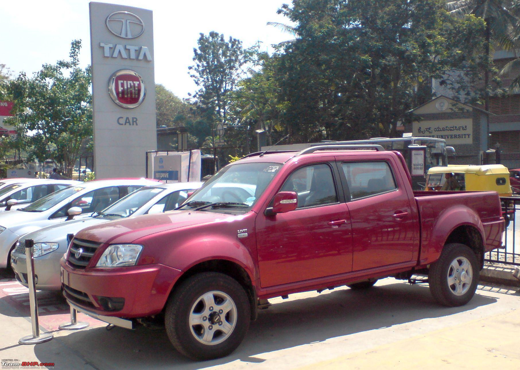 TATA Xenon 2007 - now Pickup #3