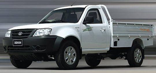 TATA Xenon 2007 - now Pickup #8