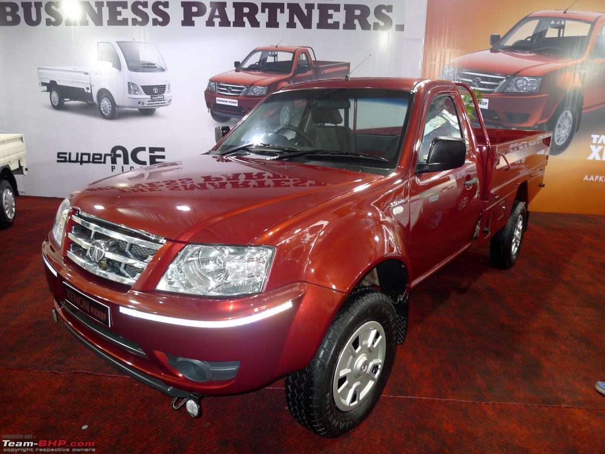 TATA Xenon 2007 - now Pickup #6