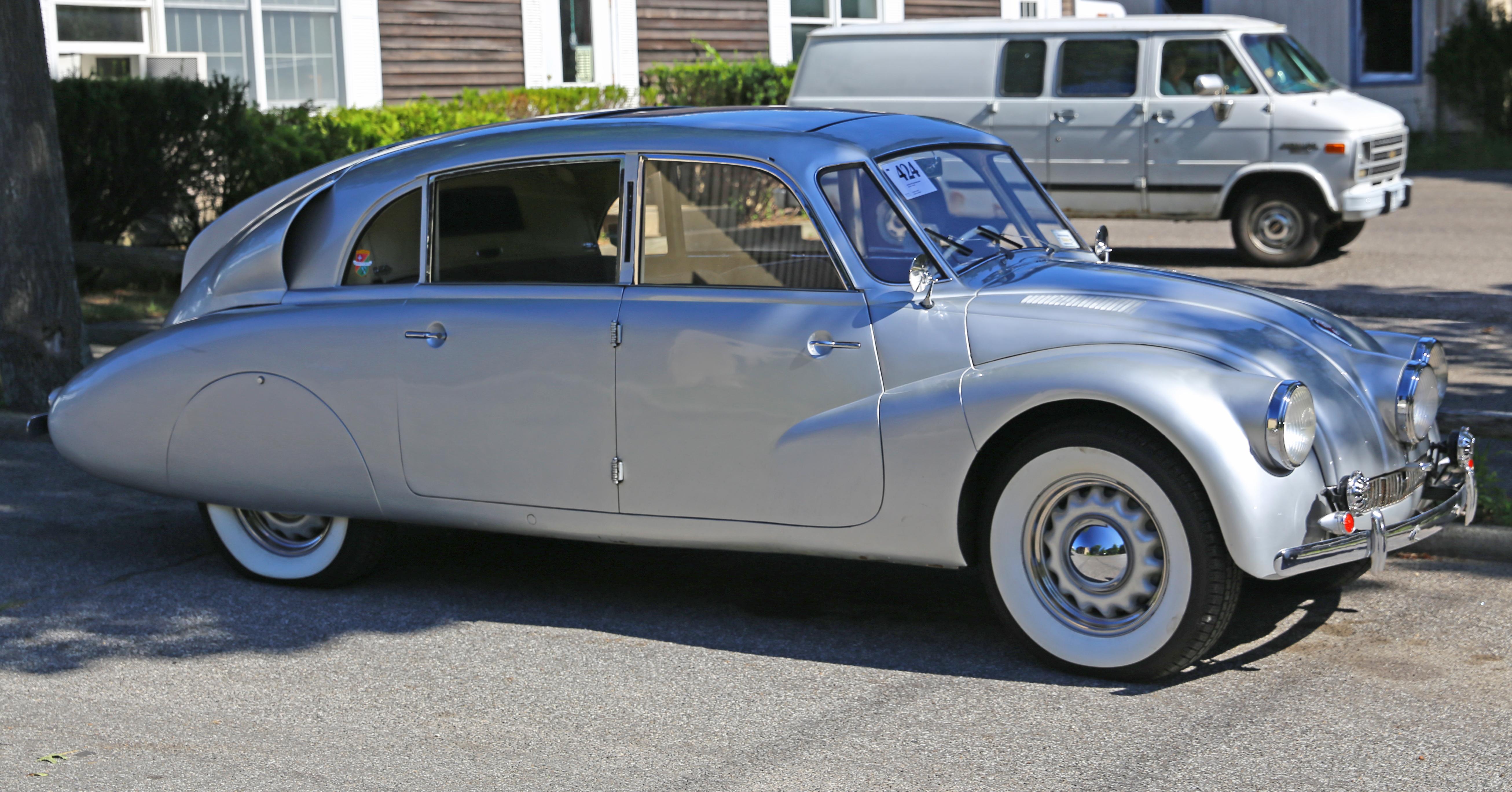 Tatra 57 1932 - 1949 Sedan 2 door #5