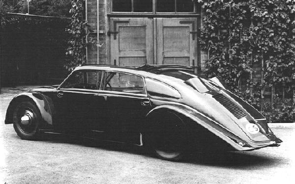 Tatra 77 1934 - 1938 Sedan #2