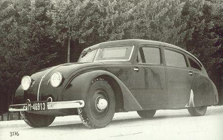 Tatra 77 1934 - 1938 Sedan #4