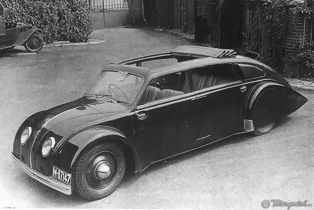 Tatra 77 1934 - 1938 Sedan #3
