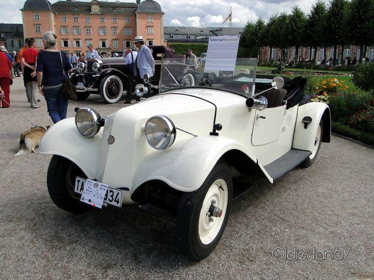 Tatra 80 1931 - 1935 Cabriolet #2