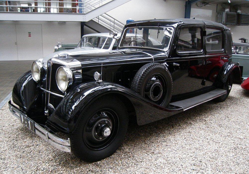 Tatra 80 1931 - 1935 Cabriolet #5