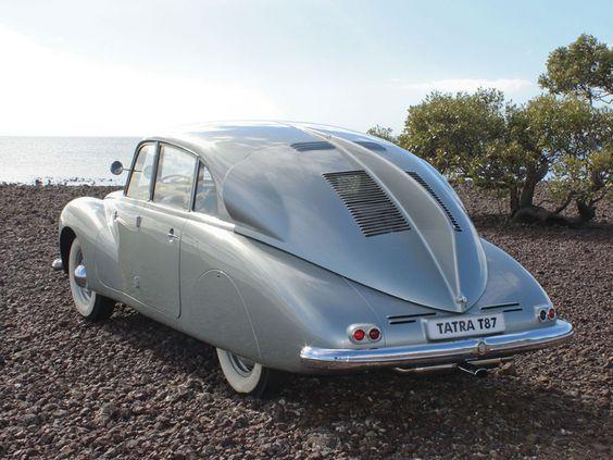 Tatra 87 1936 - 1950 Sedan #6
