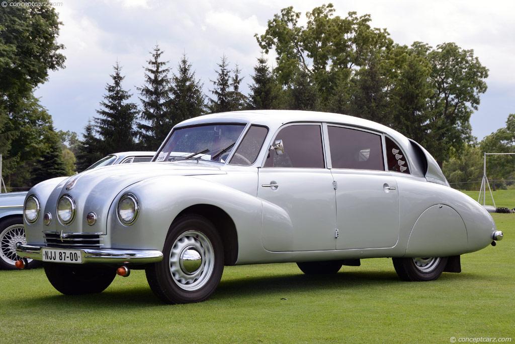 Tatra 87 1936 - 1950 Sedan #1