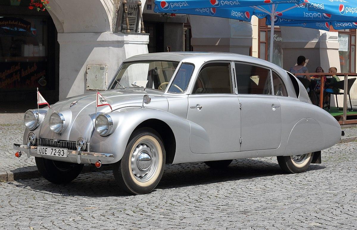 Tatra 87 1936 - 1950 Sedan #8