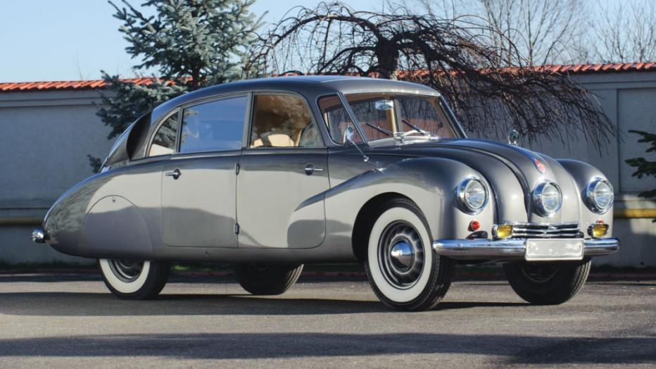 Tatra 87 1936 - 1950 Sedan #7