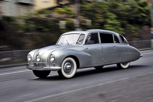 Tatra 87 1936 - 1950 Sedan #5