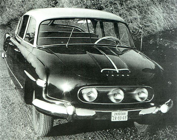 Tatra T603 I 1956 - 1968 Sedan #2