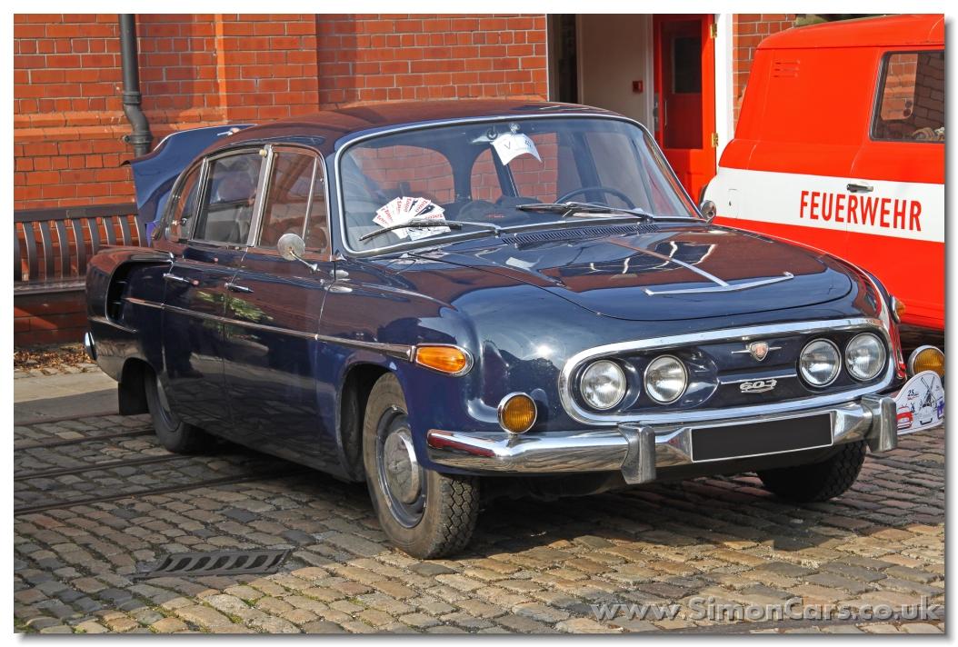Tatra T603 I 1956 - 1968 Sedan #4