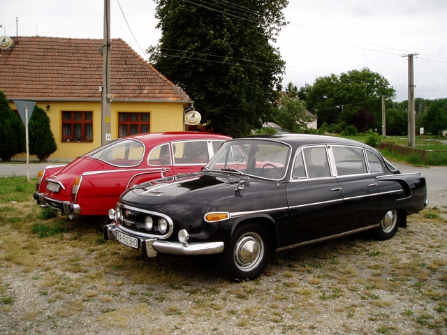 Tatra T603 I 1956 - 1968 Sedan #3