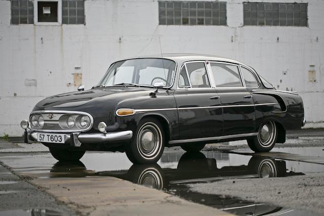 Tatra T603 I 1956 - 1968 Sedan #5