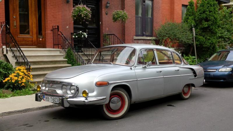 Tatra T603 I 1956 - 1968 Sedan #6