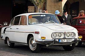Tatra T603 I 1956 - 1968 Sedan #8