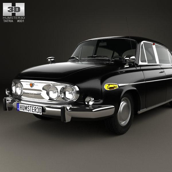 Tatra T603 II 1968 - 1975 Sedan #5
