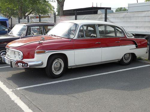 Tatra T603 II 1968 - 1975 Sedan #7