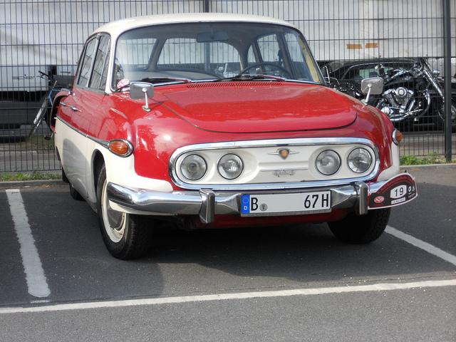 Tatra T603 II 1968 - 1975 Sedan #3