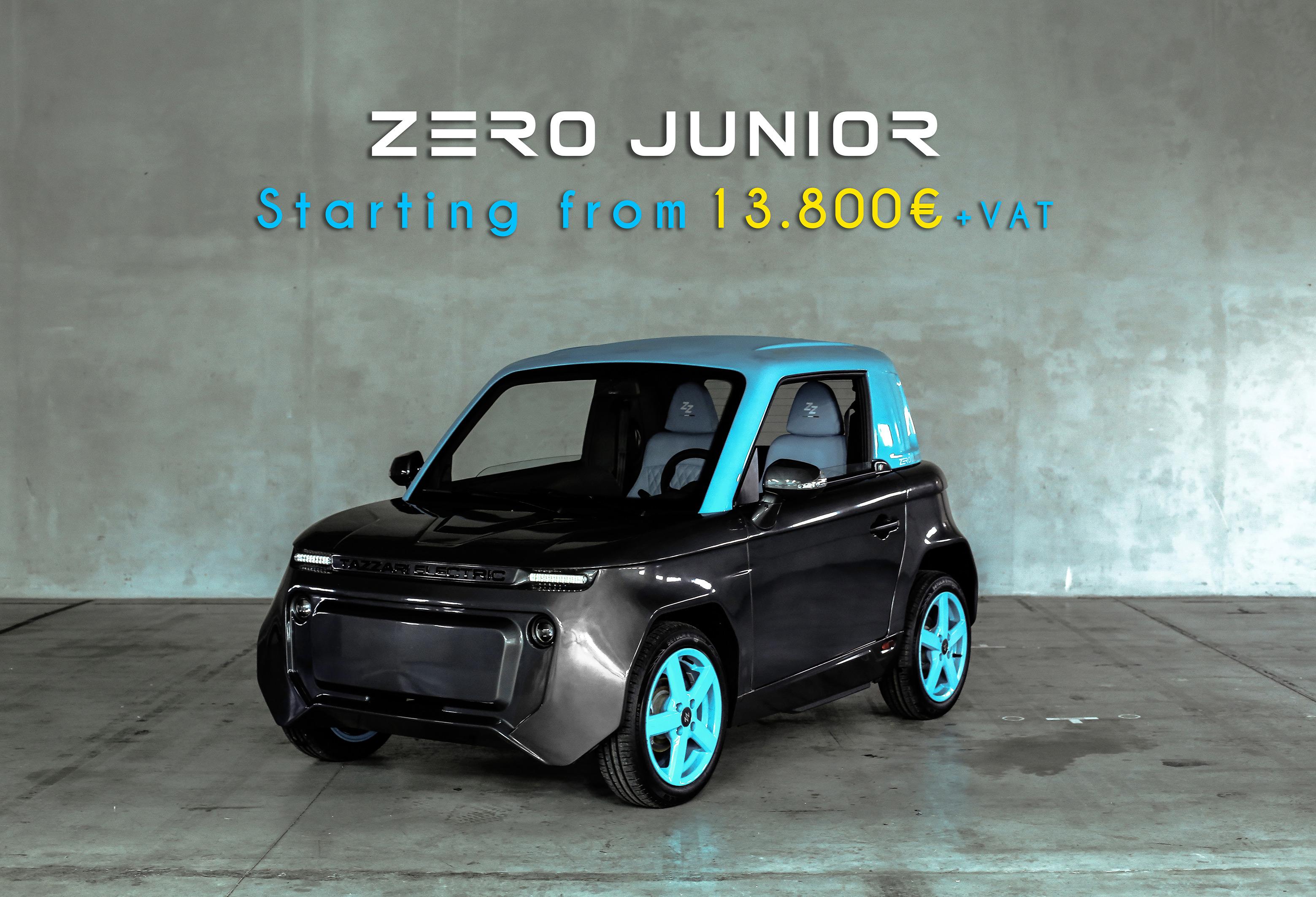 Tazzari Zero 2009 - now Hatchback 3 door #6