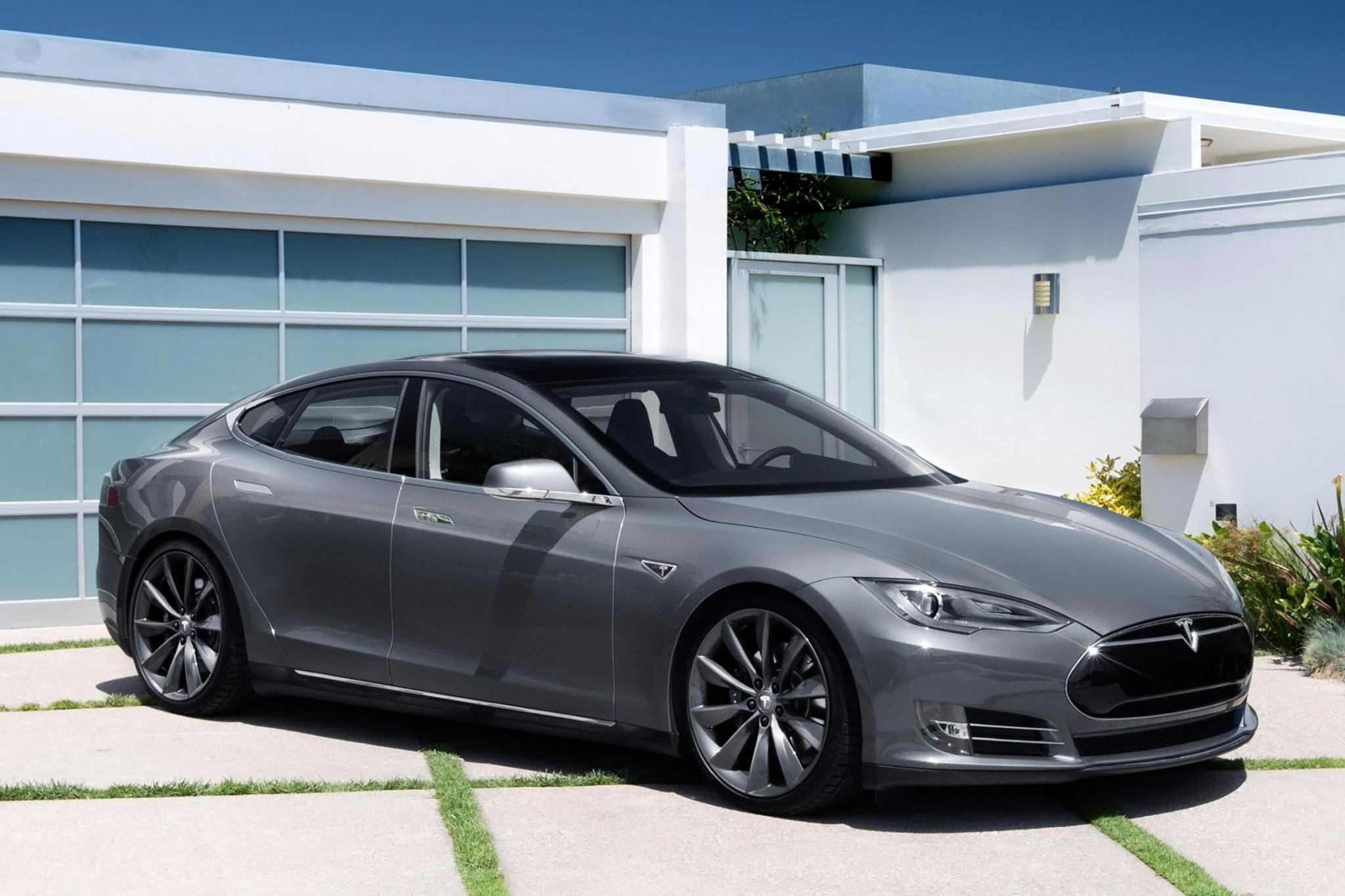 Tesla Model S I 2012 - 2016 Liftback #3