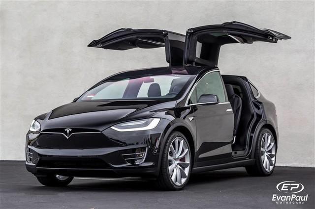 Tesla Model S I 2012 - 2016 Liftback #2