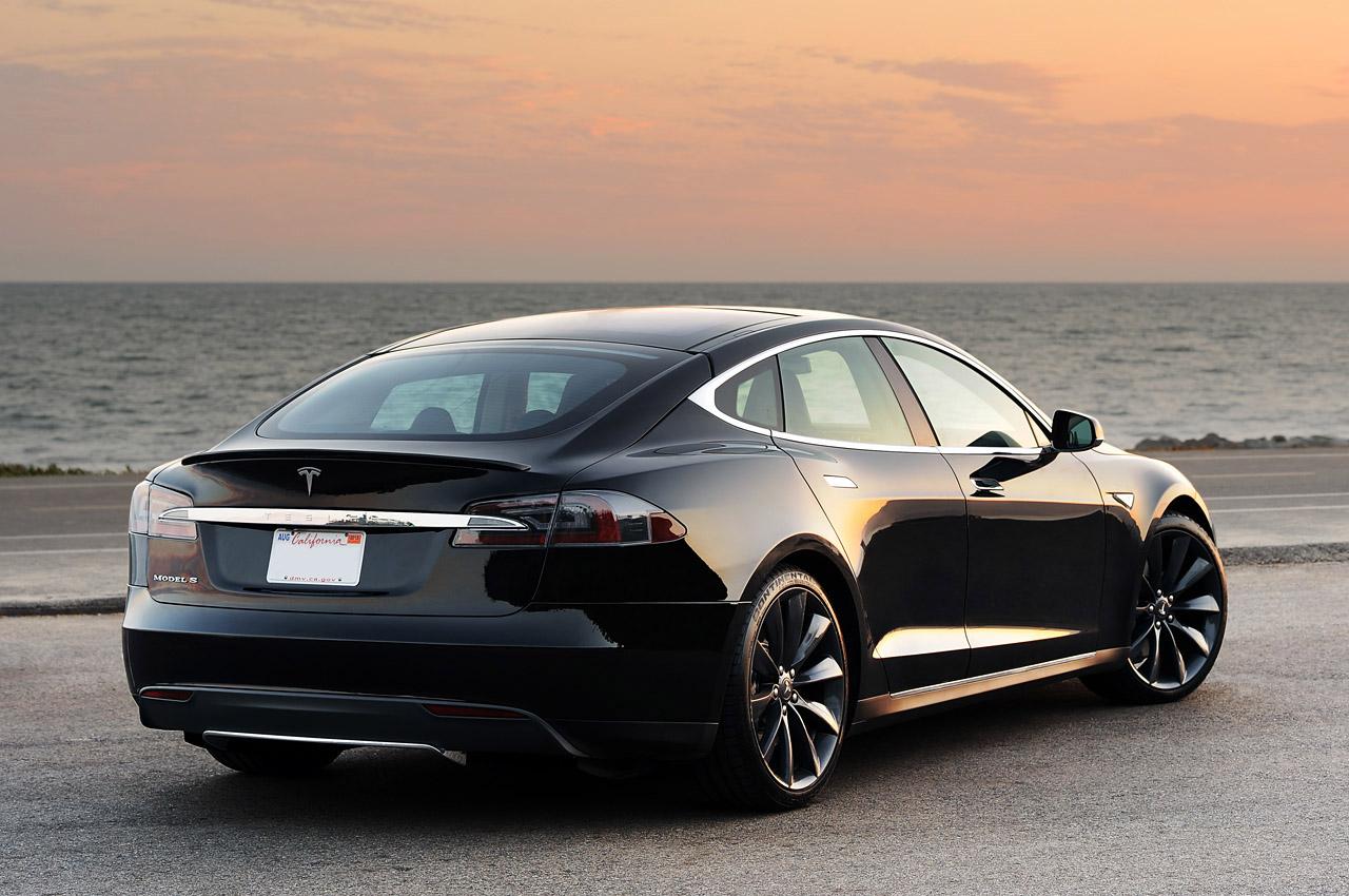 Tesla Model S I 2012 - 2016 Liftback #7