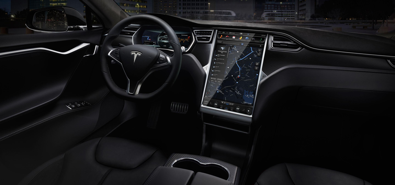 Tesla Model S I 2012 - 2016 Liftback #5