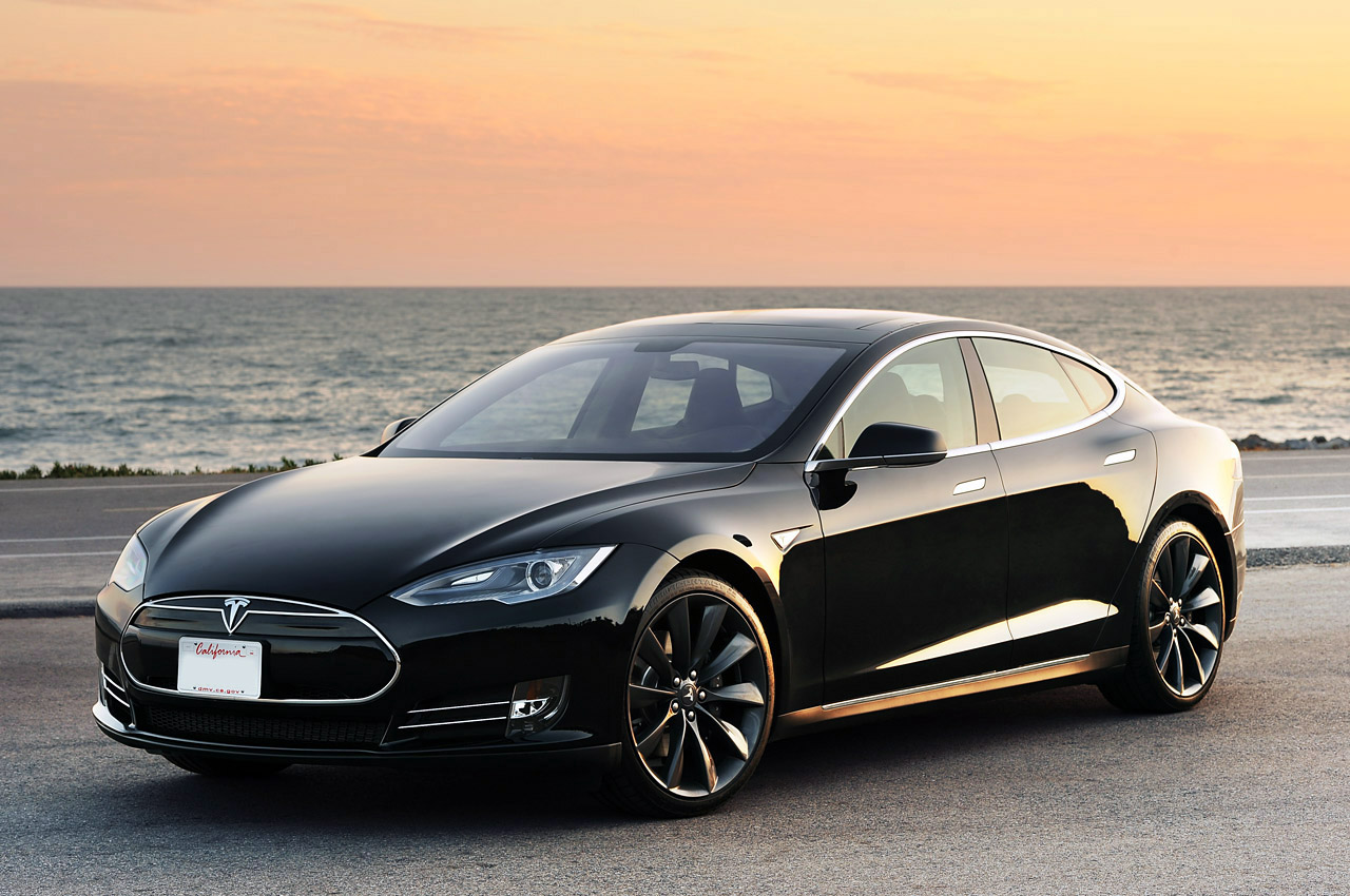 Tesla Model S I 2012 - 2016 Liftback #8